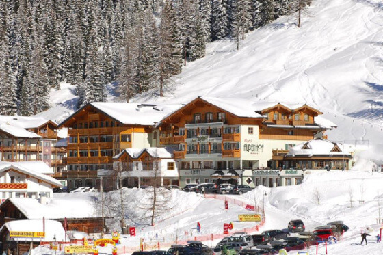 Familienbetriebe: 4 Sterne Superior Hotel Alpenhof in Zauchensee