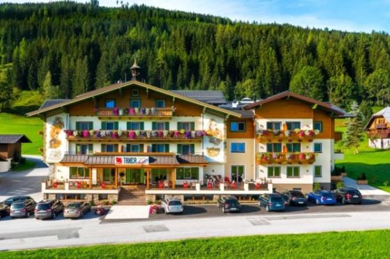 Familienhotel Taxerhof in Radstadt im Salzburgerland