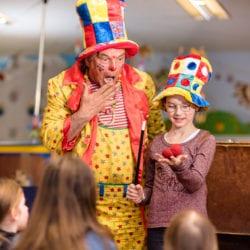 Clown - Kinderbetreuung - Salzburger Hof Zauchensee - Kinderraum