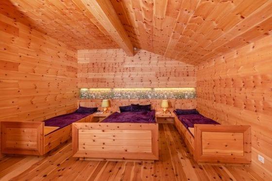 SKY SPA Relax-Räume - 4 Sterne Superior Hotel Salzburger Hof in Zauchensee