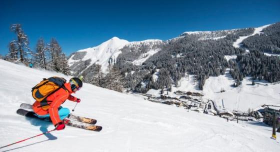 Skiurlaub im Skigebiet Zauchensee, direkt an der Piste