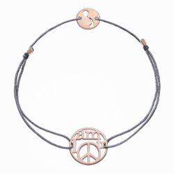 Symbio Harmonizer Armband - I am in Peace Armband - Gegen Elektrosmog - Gesundheit