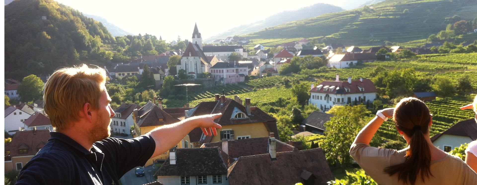 Weinverkostung im Salzburgerhof Zauchensee