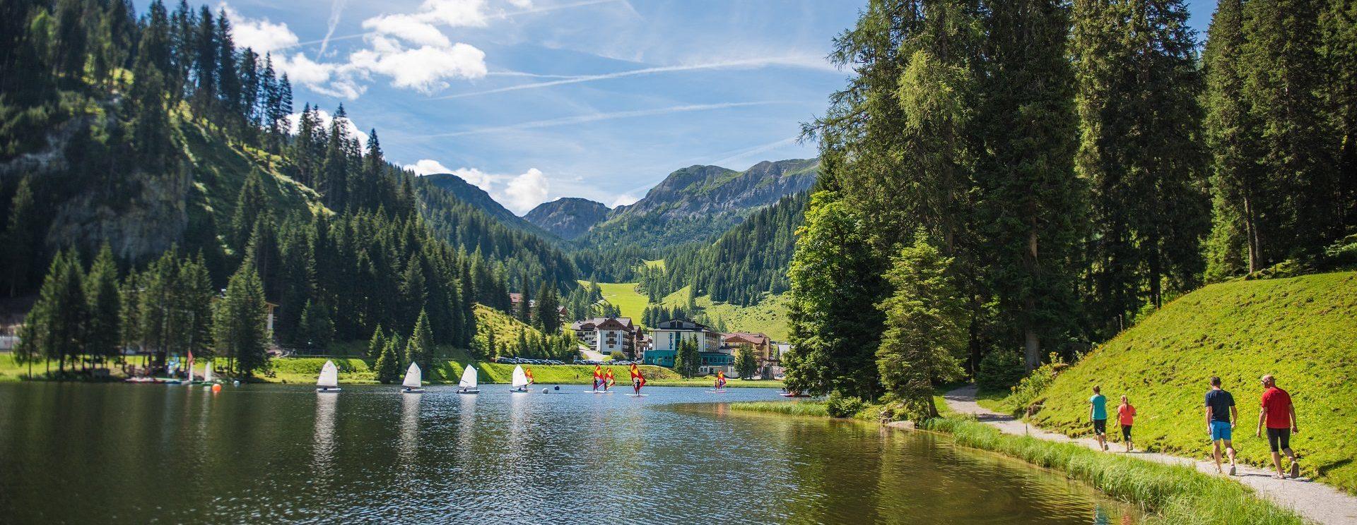 Zauchensee-Sommer-Salzburgerhof