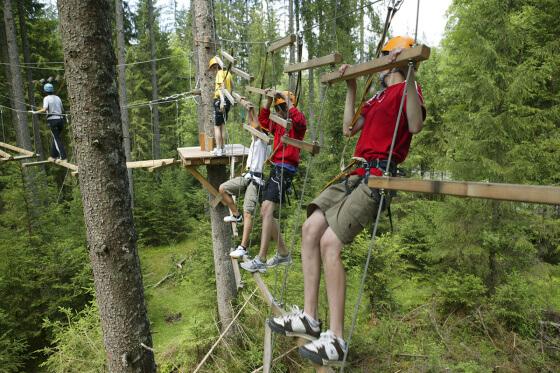 Abenteuersportarten in Altenmarkt - Zauchensee, Salzburger Land