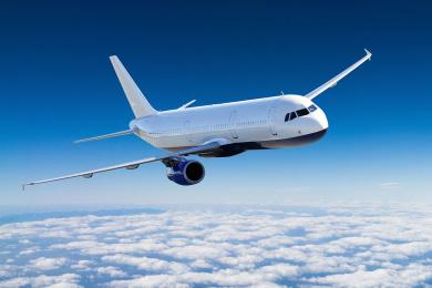 Anreise nach Zauchensee - Flugzeug
