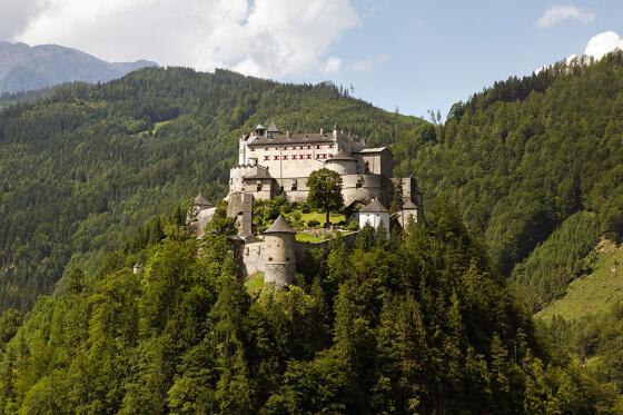 Erlebnisburg Hohenwerfen - Ausflugsziele vom Salzburger Hof aus