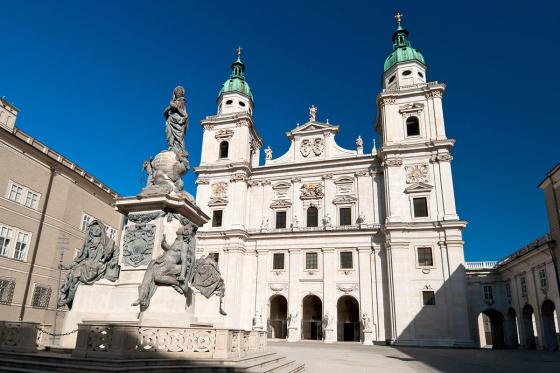 Dommuseum zu Salzburg - Ausflugsziele - Salzburger Land - Salzburger Hof - Zauchensee