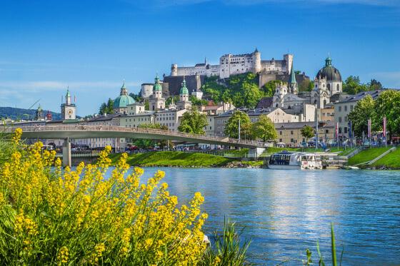 Festung Hohensalzburg - Ausflugsziele vom Salzburger Hof aus