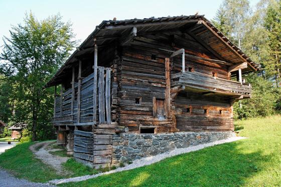 Freilichtmuseum - Ausflugsziele vom Salzburger Hof aus