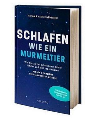 Sachbuch - Schlafen wie ein Murmeltier - Sallaberger - gut schlafen - Schlafkomfort im Hotel Salzburger Hof Zauchensee
