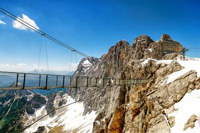 Cabrio-Route Dachstein, Salzburger Land