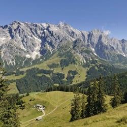 Cabrio-Route Hochkönig, Salzburger Land