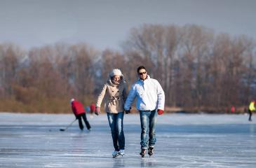Eislaufen & Eisstockschießen in Altenmarkt im Pongau