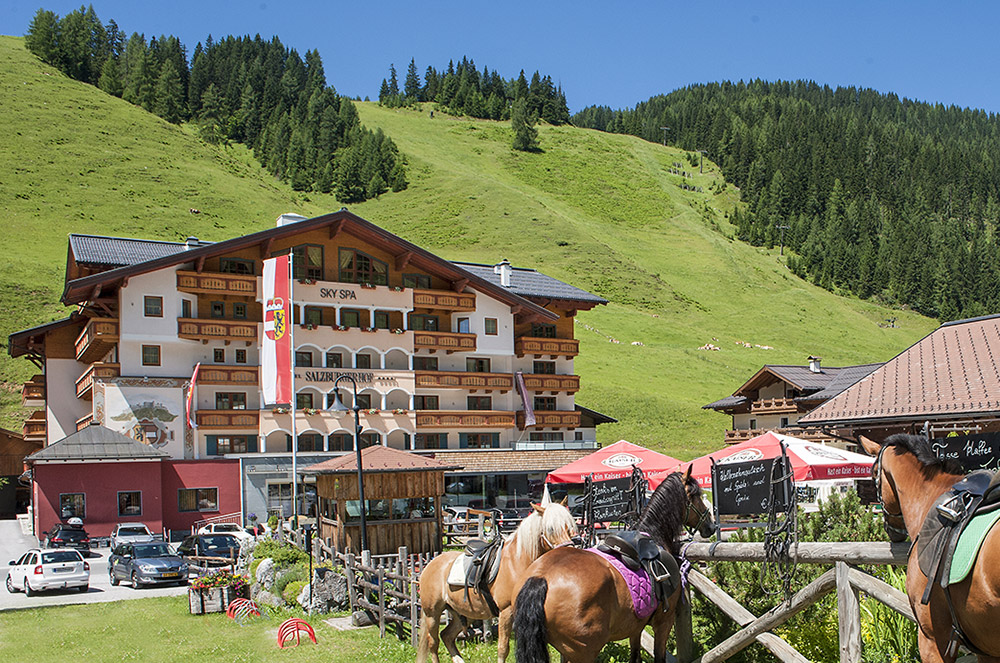 Hotel Salzburger Hof Salzburger Land