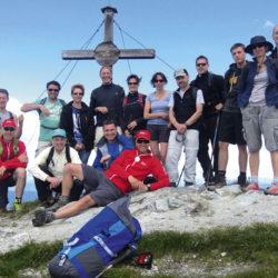 Magic Sports beim Familienurlaub im Salzburger Hof in Zauchensee