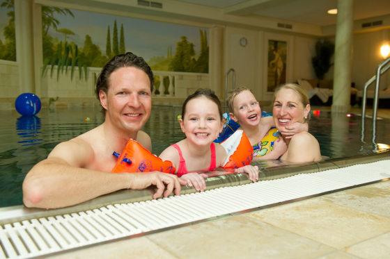 Familienurlaub im 4 Sterne Superior Hotel Salzburger Hof