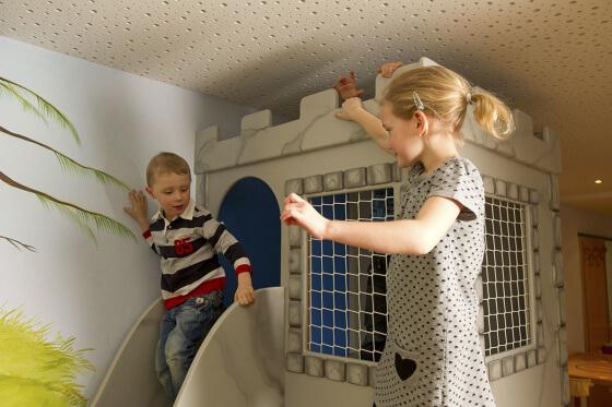 Kinderland im Familienhotel Salzburger Hof