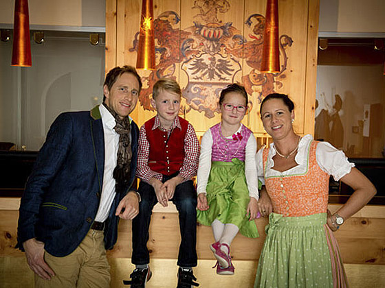 Ihre Gastgeber Familie Mayrhofer - Hotel Salzburger Hof, Zauchensee
