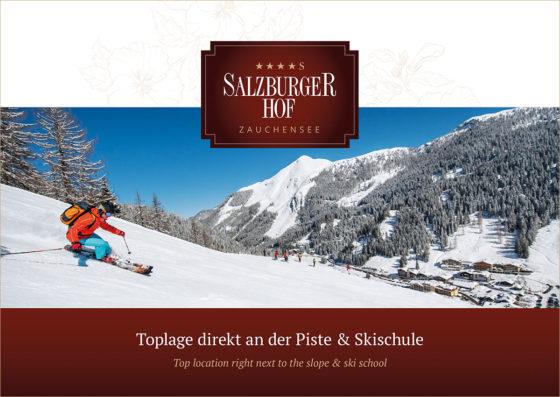 Hotel Salzburger Hof - Winterbroschüre 2016/17