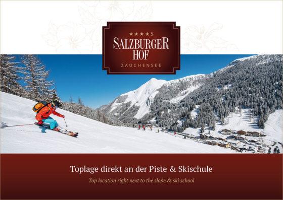 Hotel Salzburger Hof - Winterbroschüre 2017/18