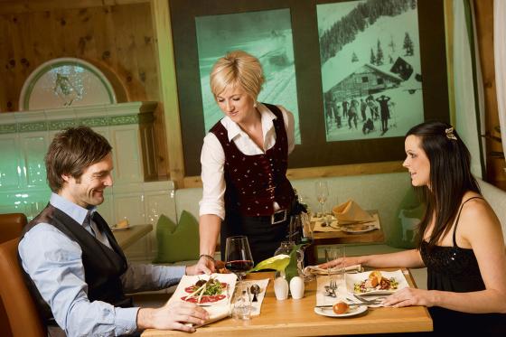 Kulinarische Genüsse im Hotel Salzburger Hof in Altenmarkt - Zauchensee