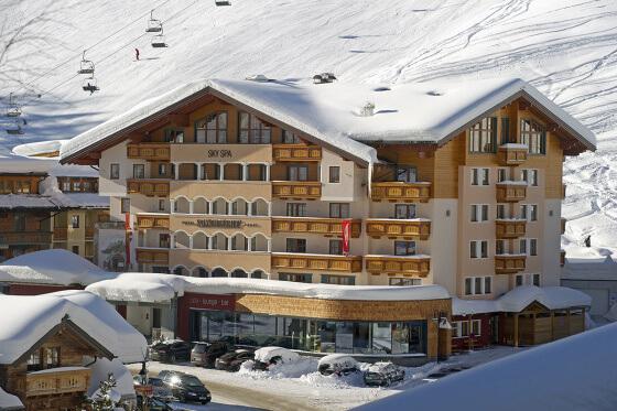 4 Sterne Superior Hotel Salzburger Hof in Zauchensee - direkt an der Piste