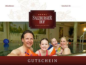 Hotelgutschein Salzburgerhof Zauchensee