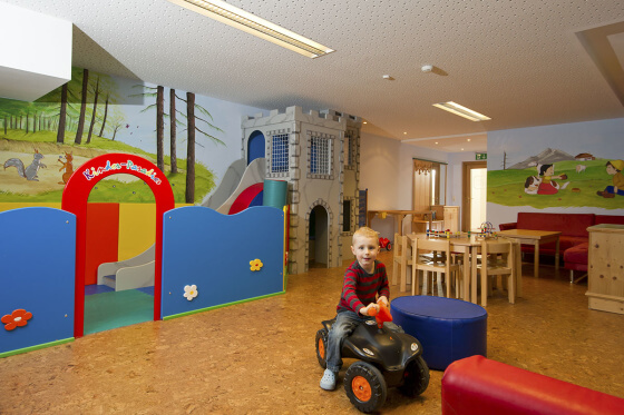 Kinder-Inklusivleistungen - 4 Sterne Superior Hotel Salzburger Hof