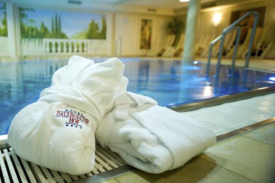Wellness-Inklusivleistungen - 4 Sterne Superior Hotel Salzburger Hof
