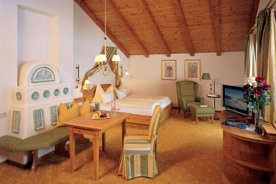 Zimmer-Inklusivleistungen - 4 Sterne Superior Hotel Salzburger Hof
