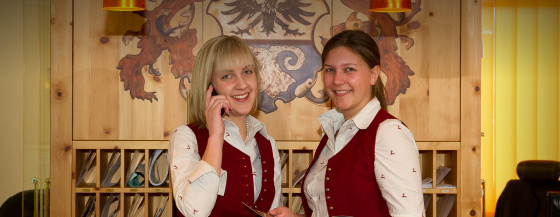 Jobs - Hotel Zauchensee Salzburger Hof