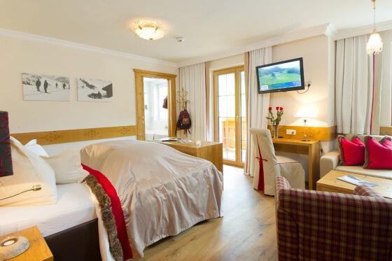 komfortable_doppelzimmer & suiten_im salzburgerhof zauchensee