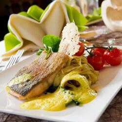 Kulinarik auf höchstem Niveau - 4 Sterne Superior Hotel Salzburger Hof Zauchensee