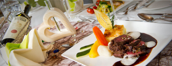 Kulinarischer Genuss im Hotel Salzburger Hof Zauchensee