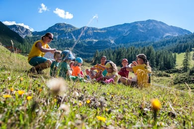 Sommerurlaub - Zauchensee - Aktivitäten - Magic Mountains