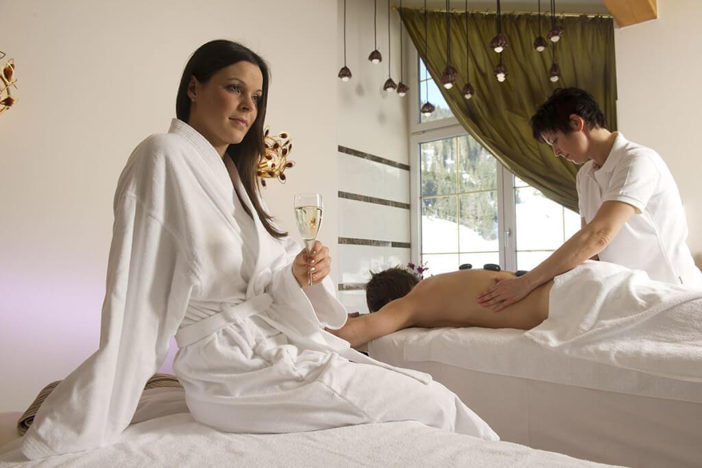 massagen im sky spa, hotel salzburger hof, zauchensee, Hause ideen