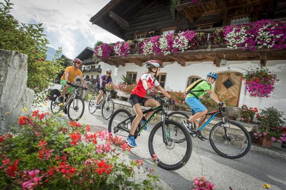 Mountainbiken & Radfahren in Altenmarkt - Zauchensee, Salzburger Land