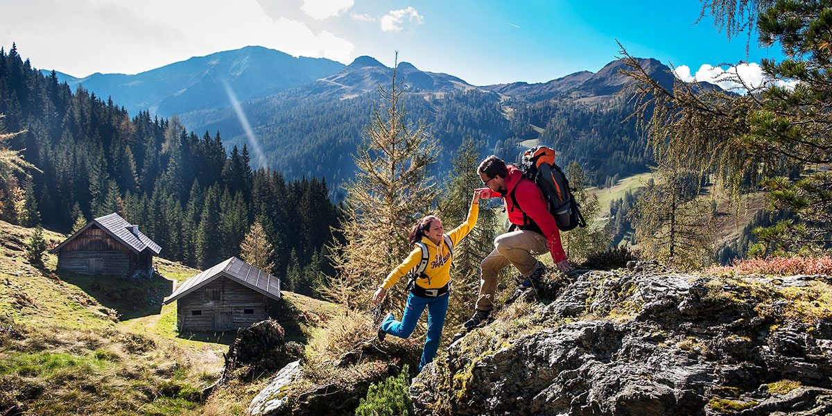 Natururlaub in Altenmarkt-Zauchensee, Salzburger Land