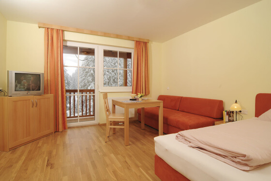 Hotel Salzburger Hof in Zauchensee - Mitarbeiterunterkunft