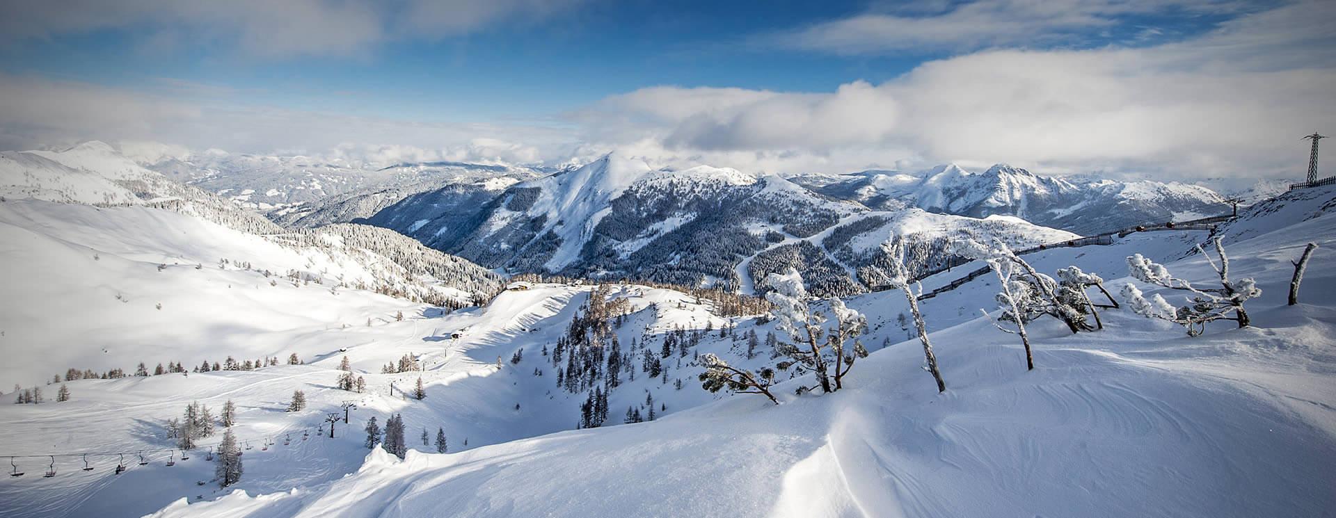 Ski holiday in zauchensee salzburger land 4 s hotel for Designhotel skifahren