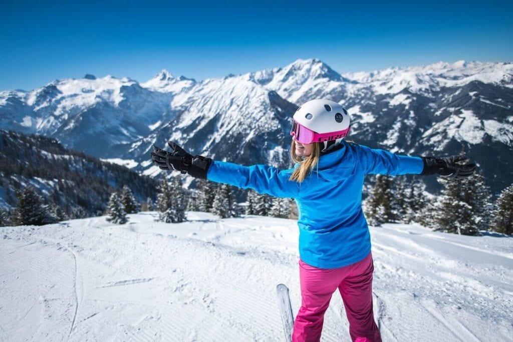 skifahren zauchensee
