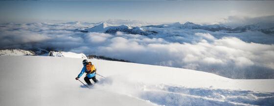 Skitouren & Freeride in Zauchensee