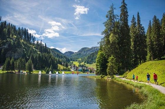 Sommerurlaub in Altenmarkt-Zauchensee, Salzburger Land