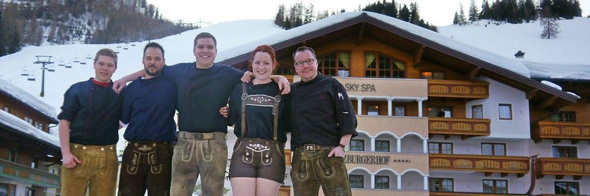 Team & Mitarbeiter - Salzburger Hof in Zauchensee