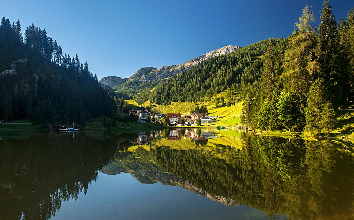 Toplage - 4 Sterne Superior Hotel in Zauchensee - Sommerurlaub