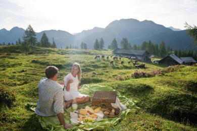 Wanderurlaub, Sommerurlaub in Zauchensee, Salzburger Land