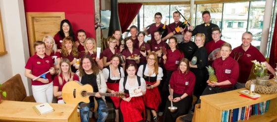 Jobbörse Mitarbeiter Salzburgerhof Zauchensee