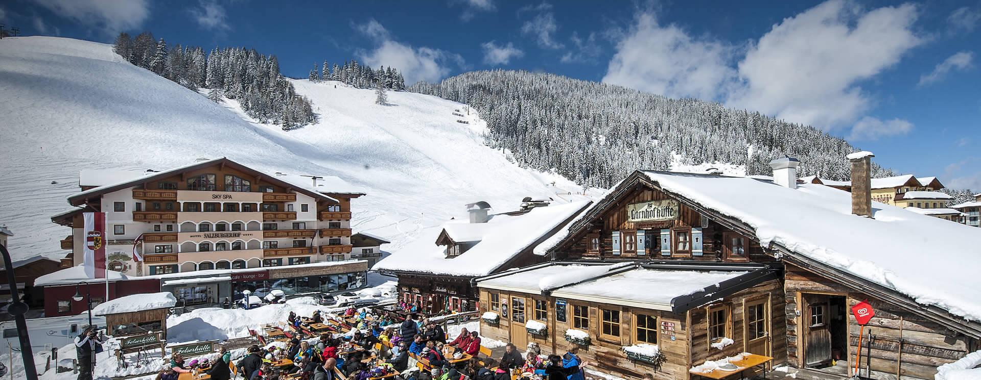 Winter Urlaub in Zauchensee - Hotel Salzburger Hof