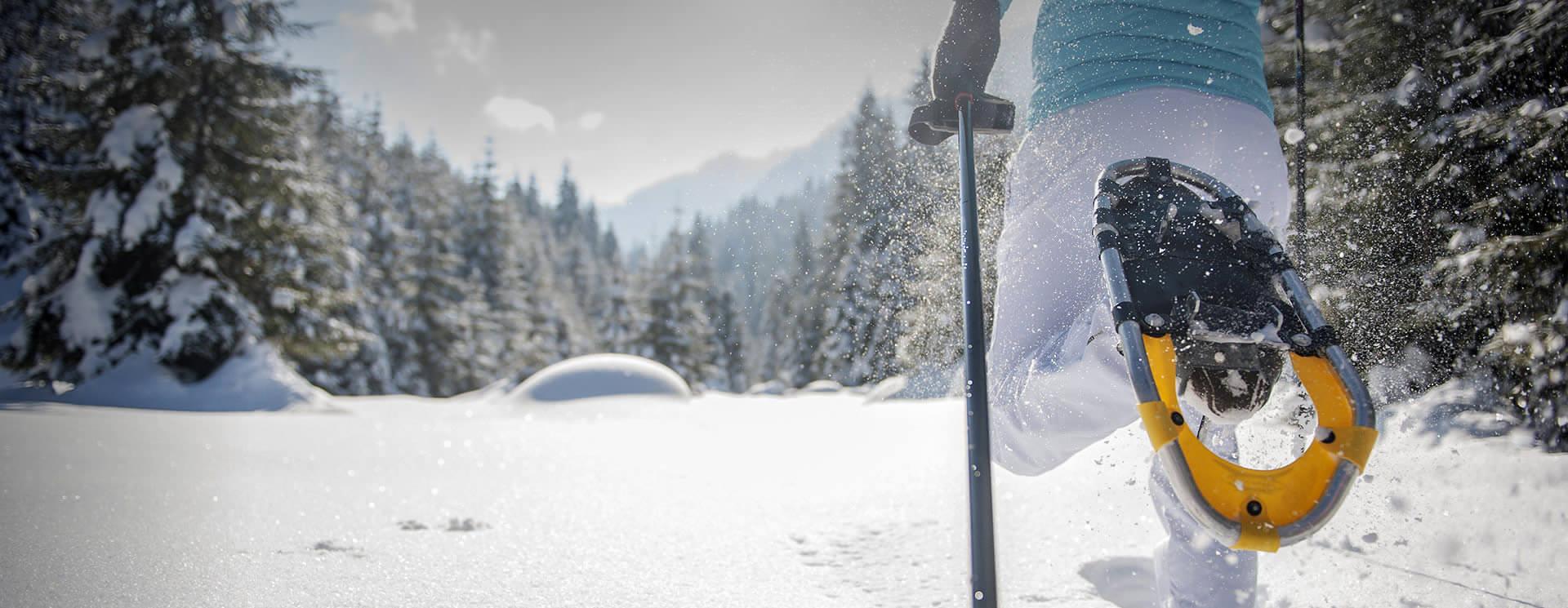 Schneeschuhwandern in Altenmarkt - Zauchensee